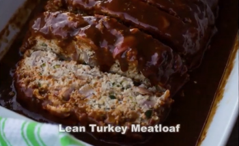 lean turkey meatloaf
