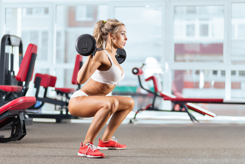 The 4 Best Benefits of Squats (that aren't just a better butt!)