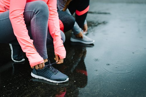 Fitness tips for a rainy day