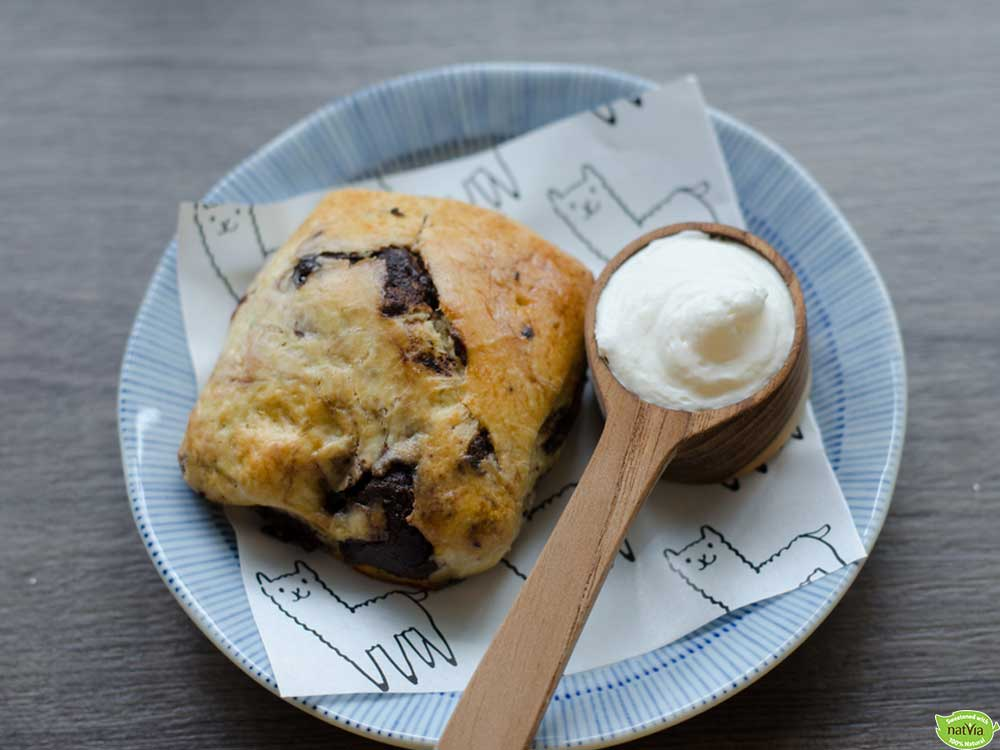 SUGAR FREE CHOC ORANGE SCONES