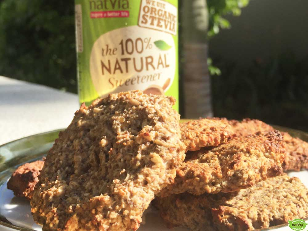 PROTEIN ANZAC BISCUIT