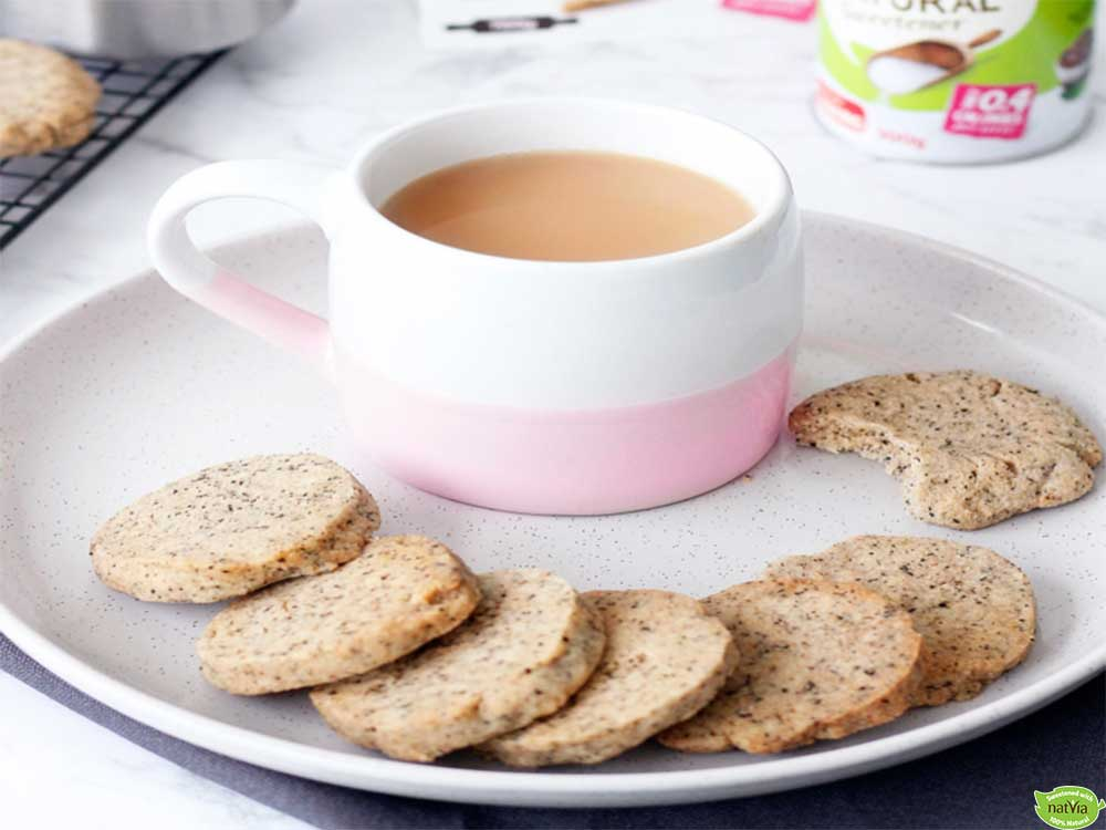 SPICED EARL GREY COOKIES
