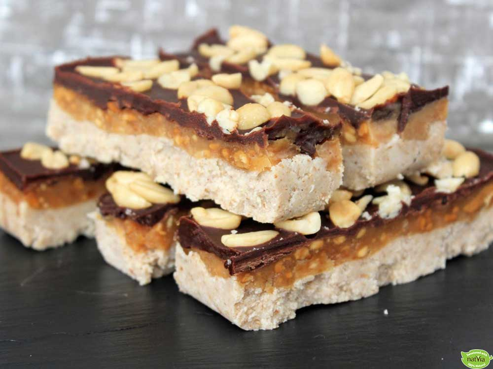PEANUT BUTTER SNICKERS BARS