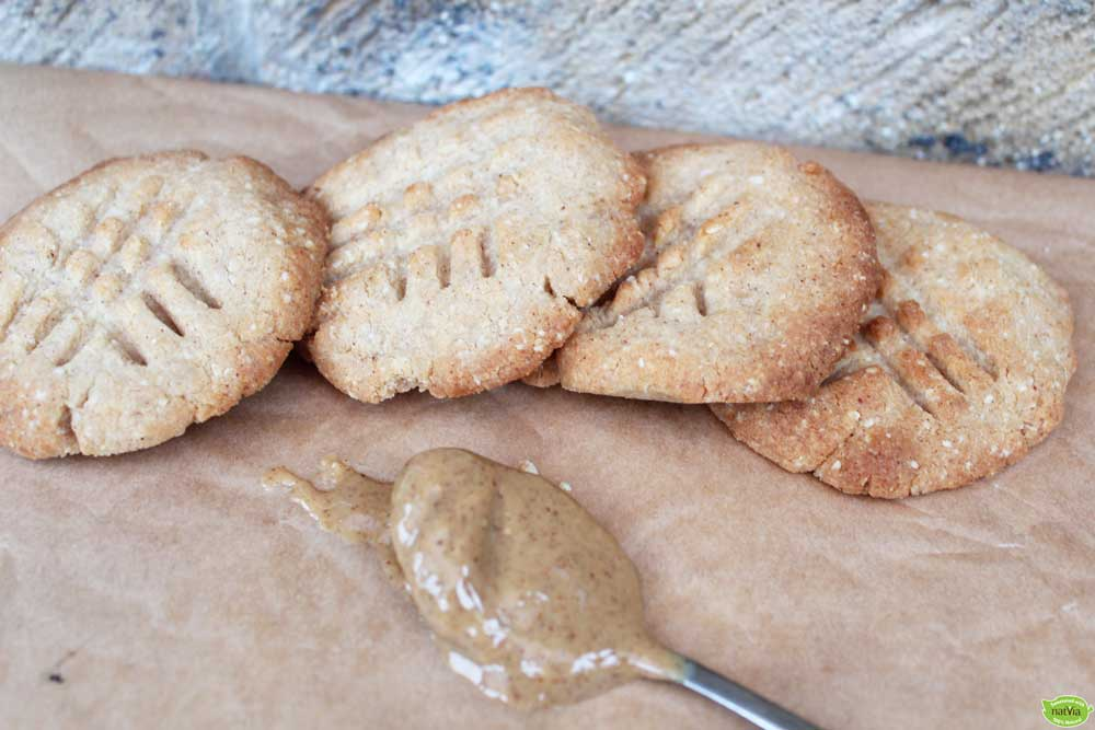 Salted-Peanut-Butter-Cookies