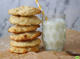 Gluten-free Pineapple Cookies