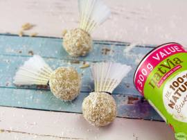 Badminton Bliss Balls