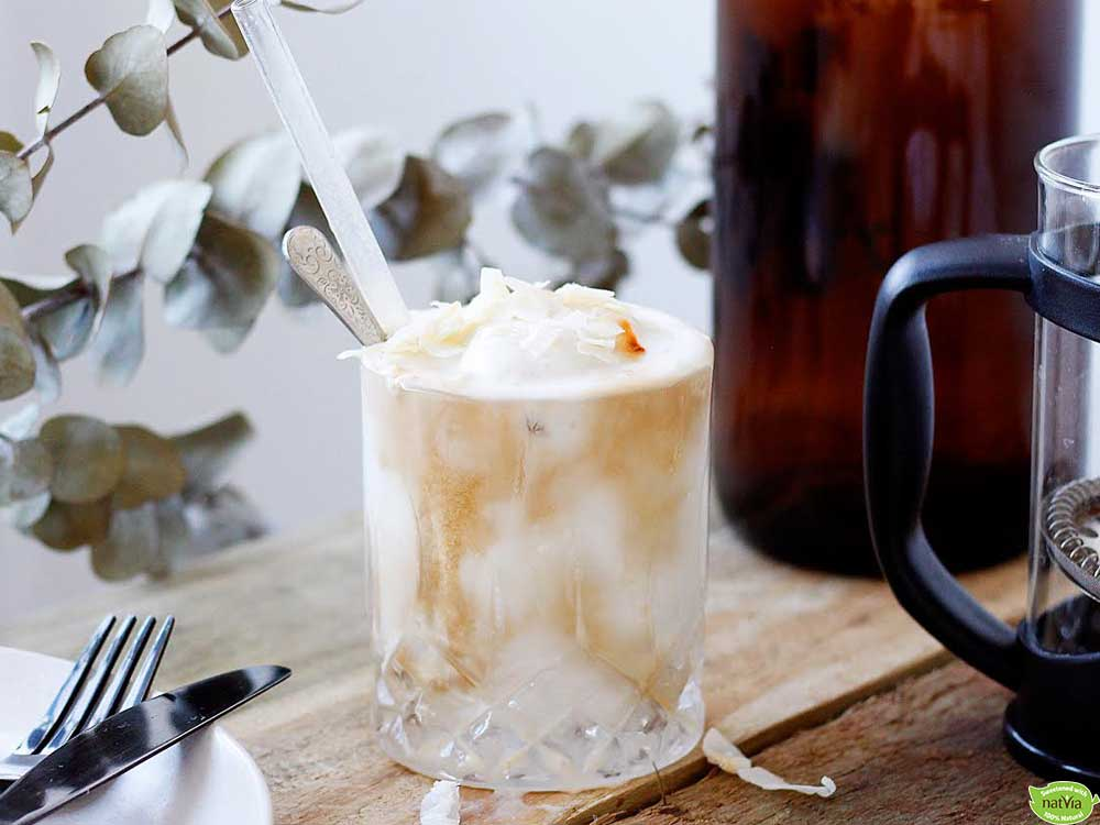 Coffee Coconut Frappe