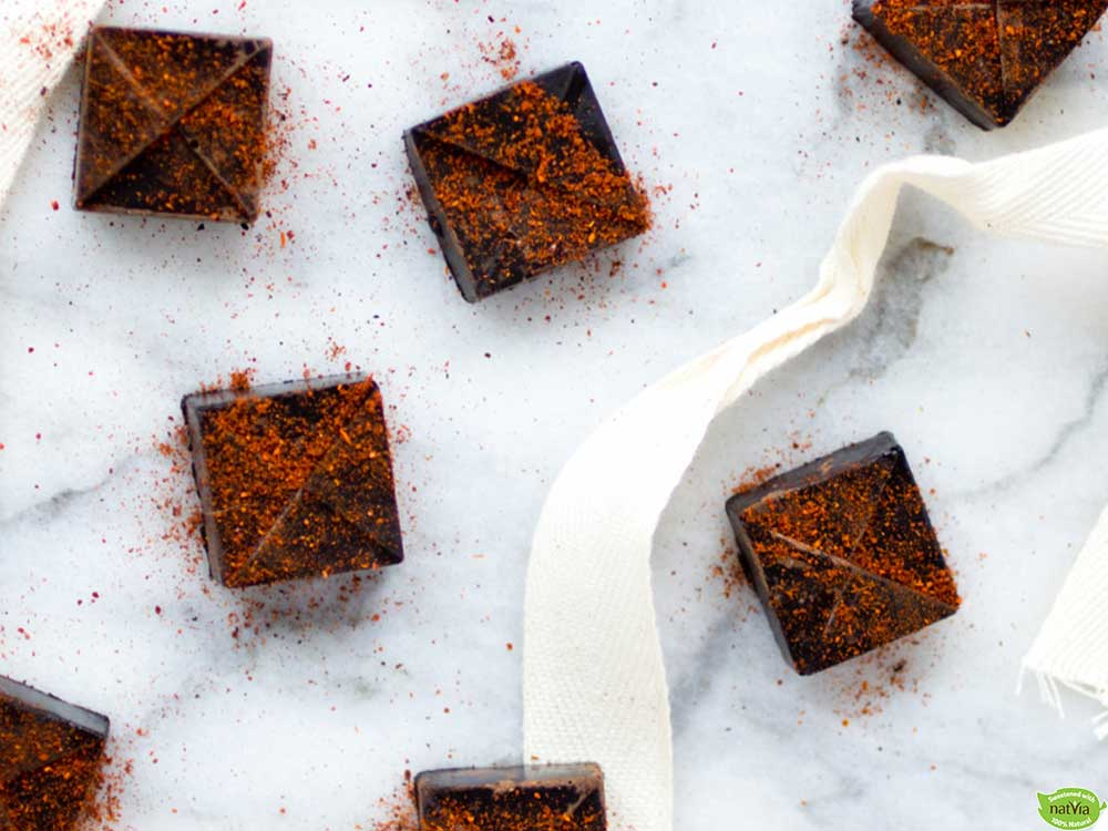 Mexican Spiced Dark Chocolate