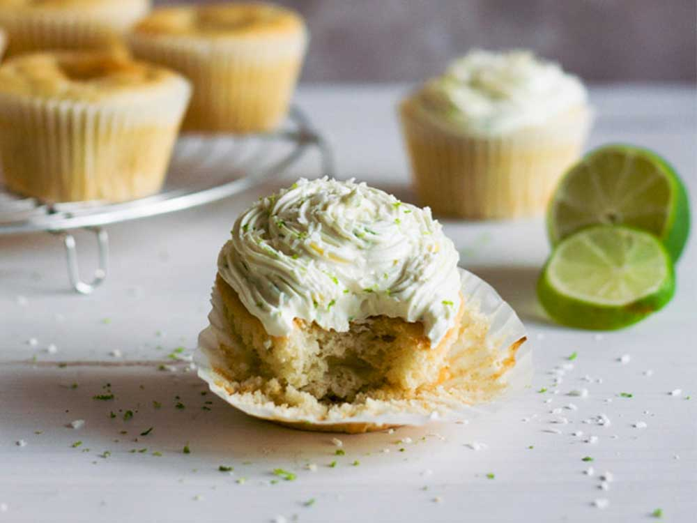 Gluten-free-Lime-Cupcakes