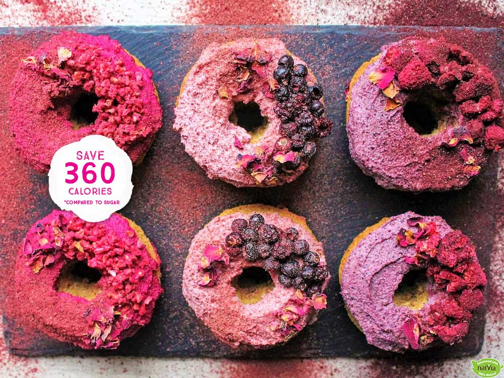 BERRY-FROSTED-VEGAN-DONUTS