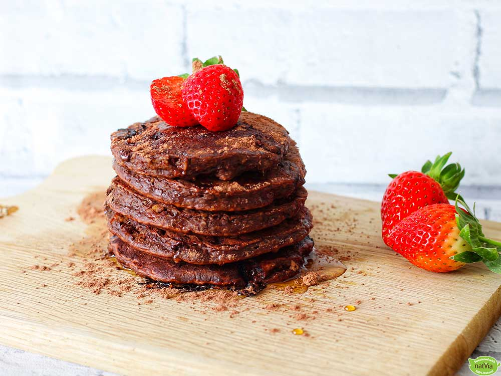 Double-Chocolate-Pancakes