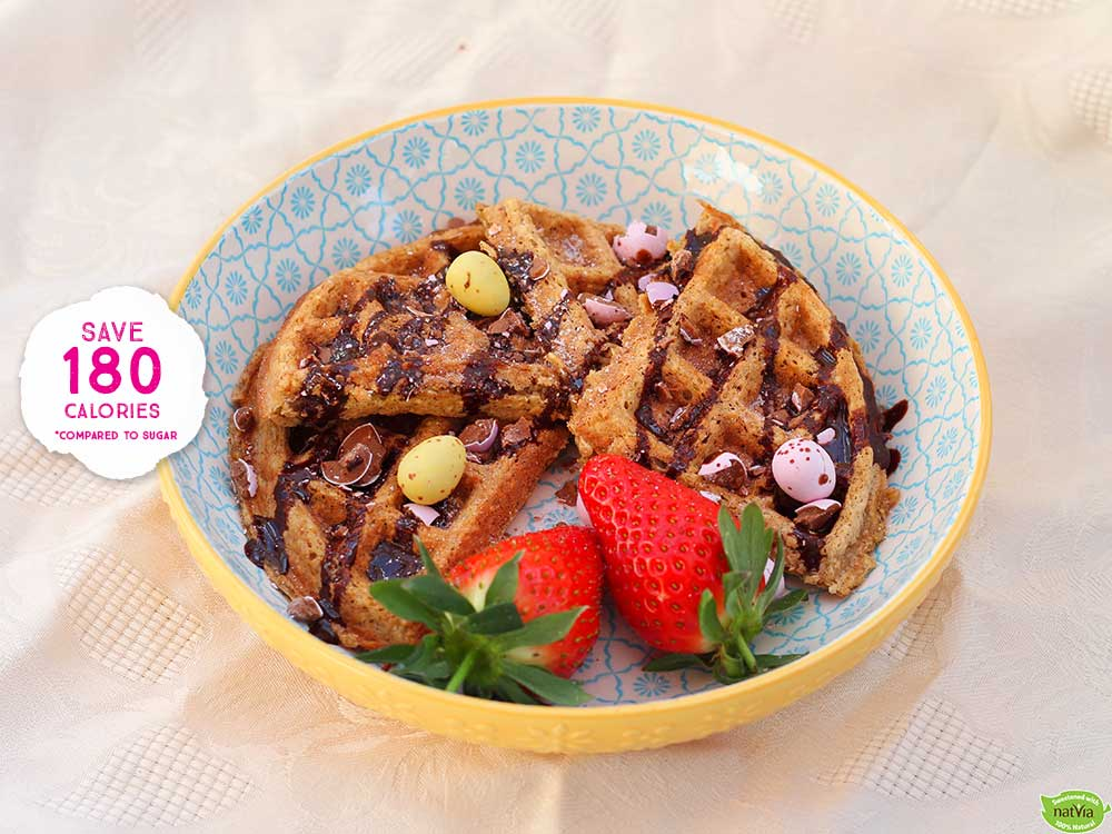 Easter-Waffles