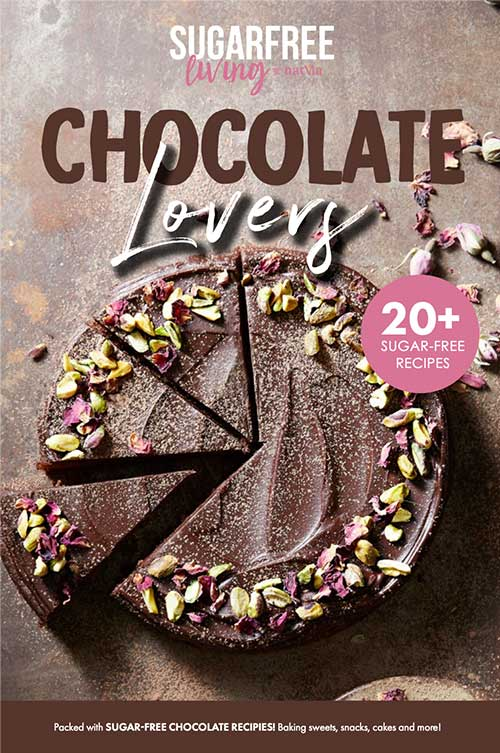 Sugarfree Living Chocolate Lovers Recipes
