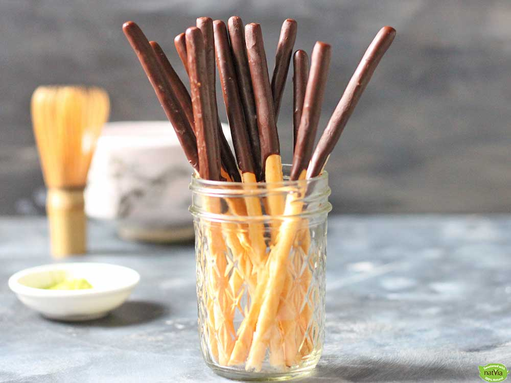 pocky in a jar